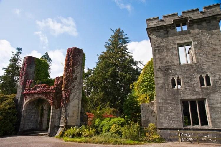 Armadale Castle on Isle of Skye