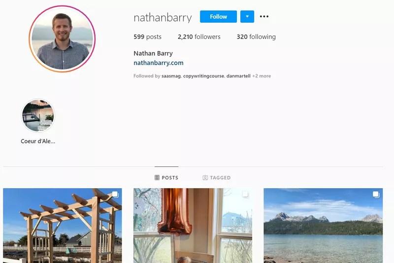 nfluencer Marketing — Nathan Barry