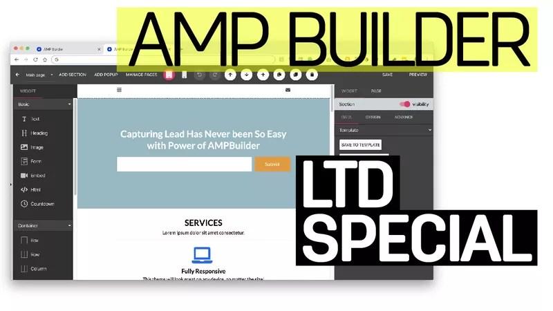 AMP builders