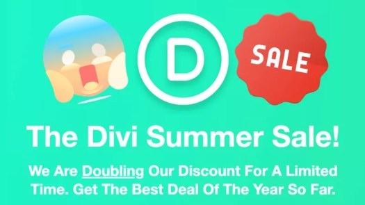 Divi theme website builder discount