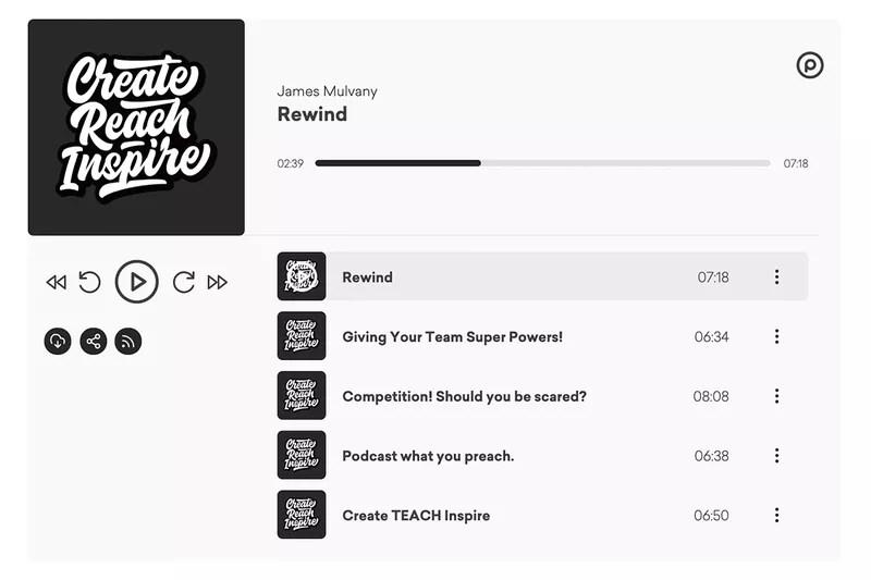 Best Podcast Lifetime