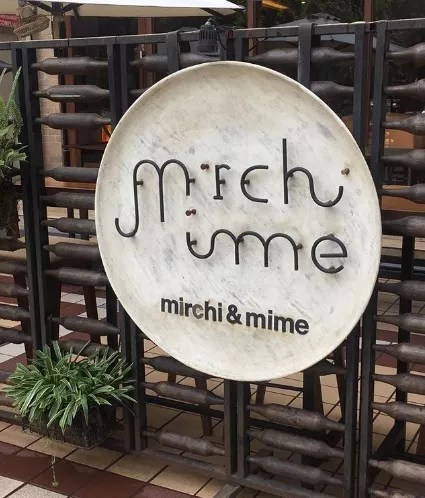 Mirchi and Mime