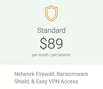 Jungle Disk Network protection Standard