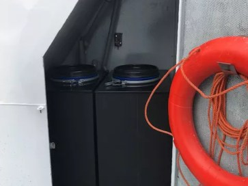Ecosave micro-flush toiletten en zuivering op schip. 3