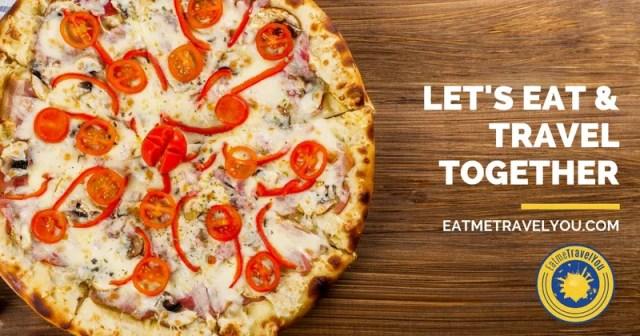 eatmetravelyou pizza