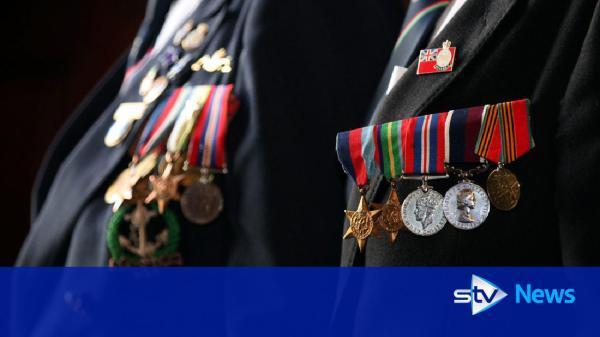 Scottish veterans to receive £600,000 funding boost