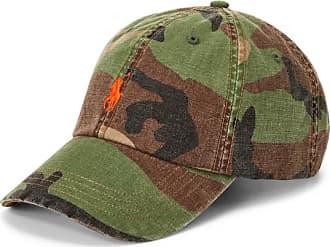 Polo Ralph Lauren Camouflage Canvas Baseball Cap