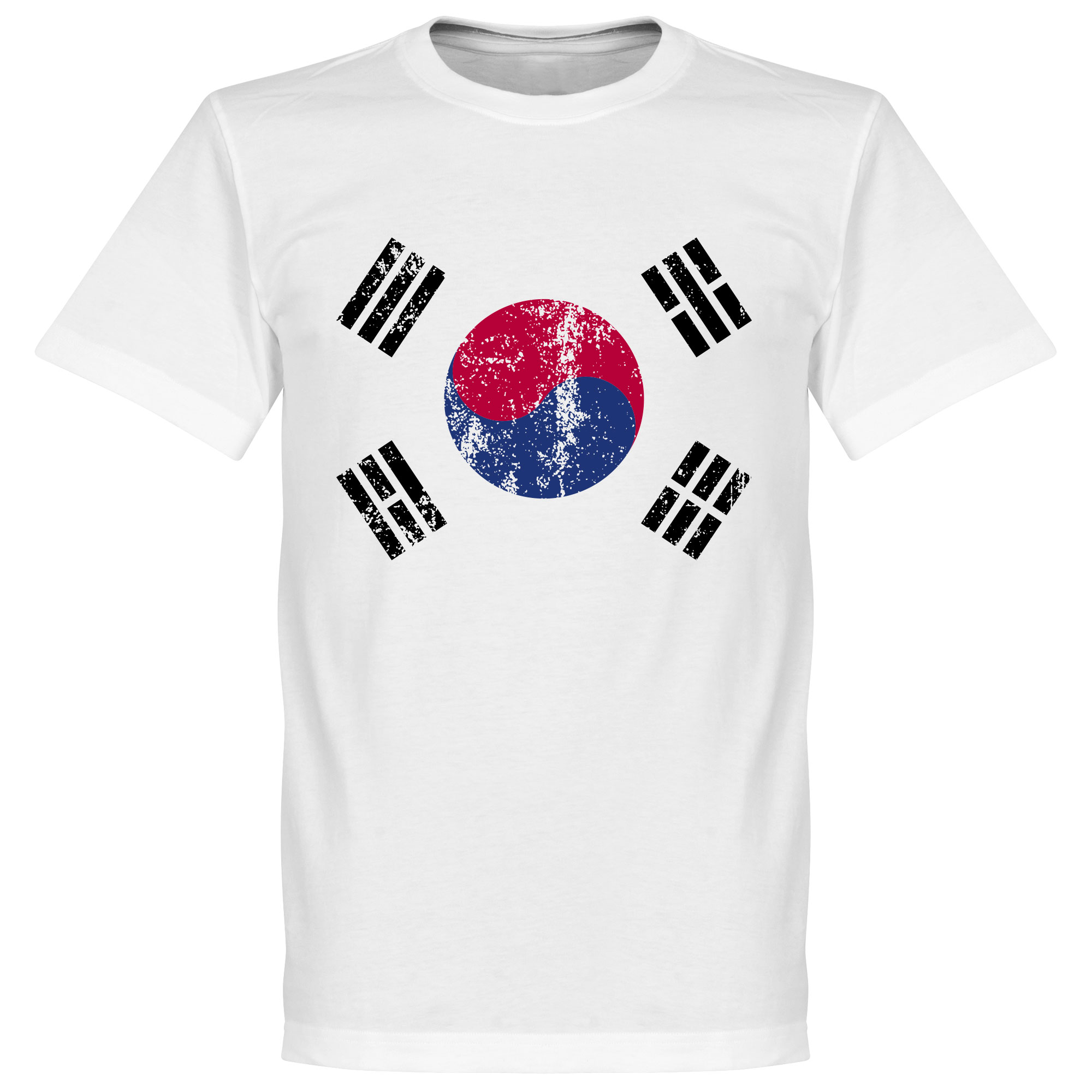 South Korea Flag Tee - XXXXL