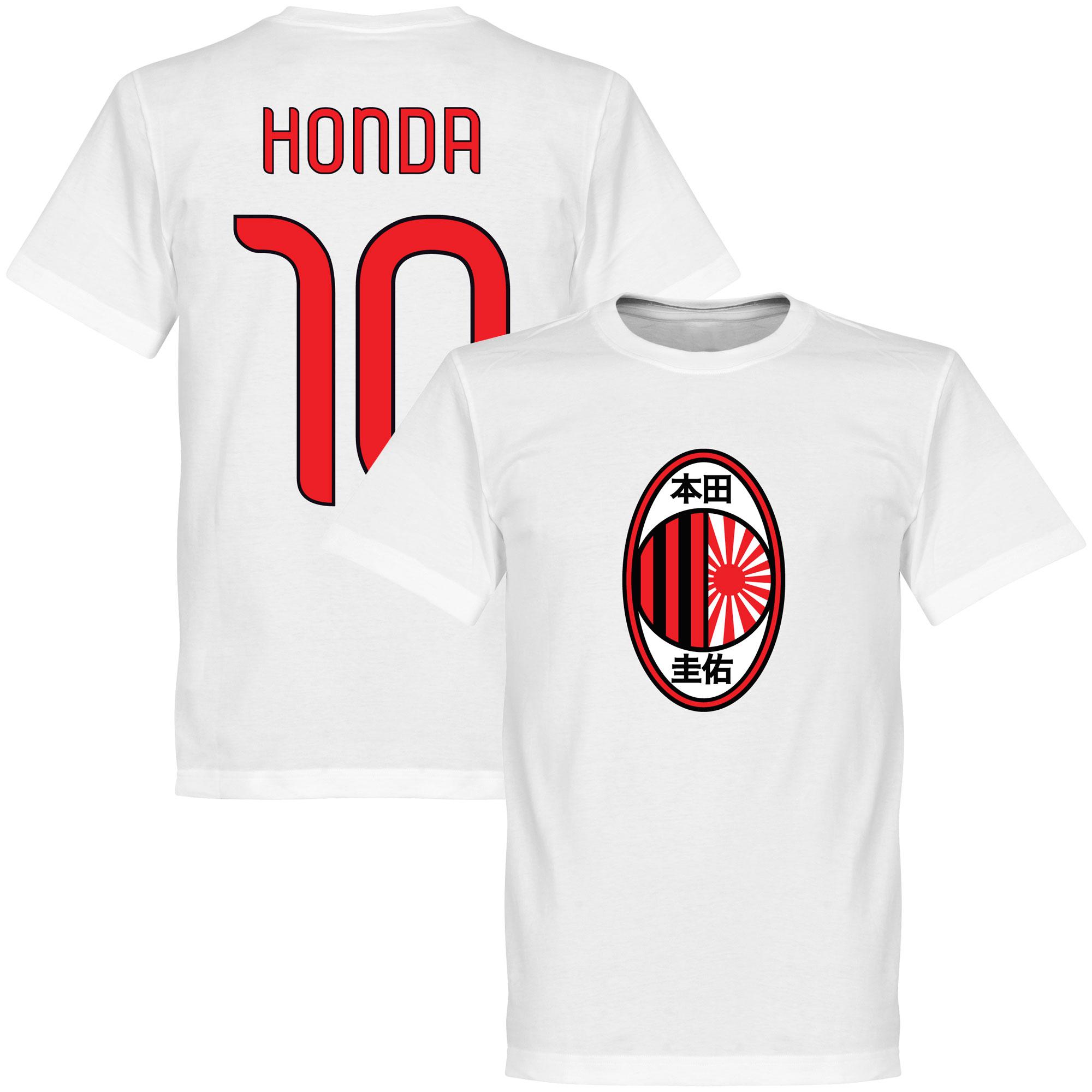 Milan Honda Tee - White - XXXXXL
