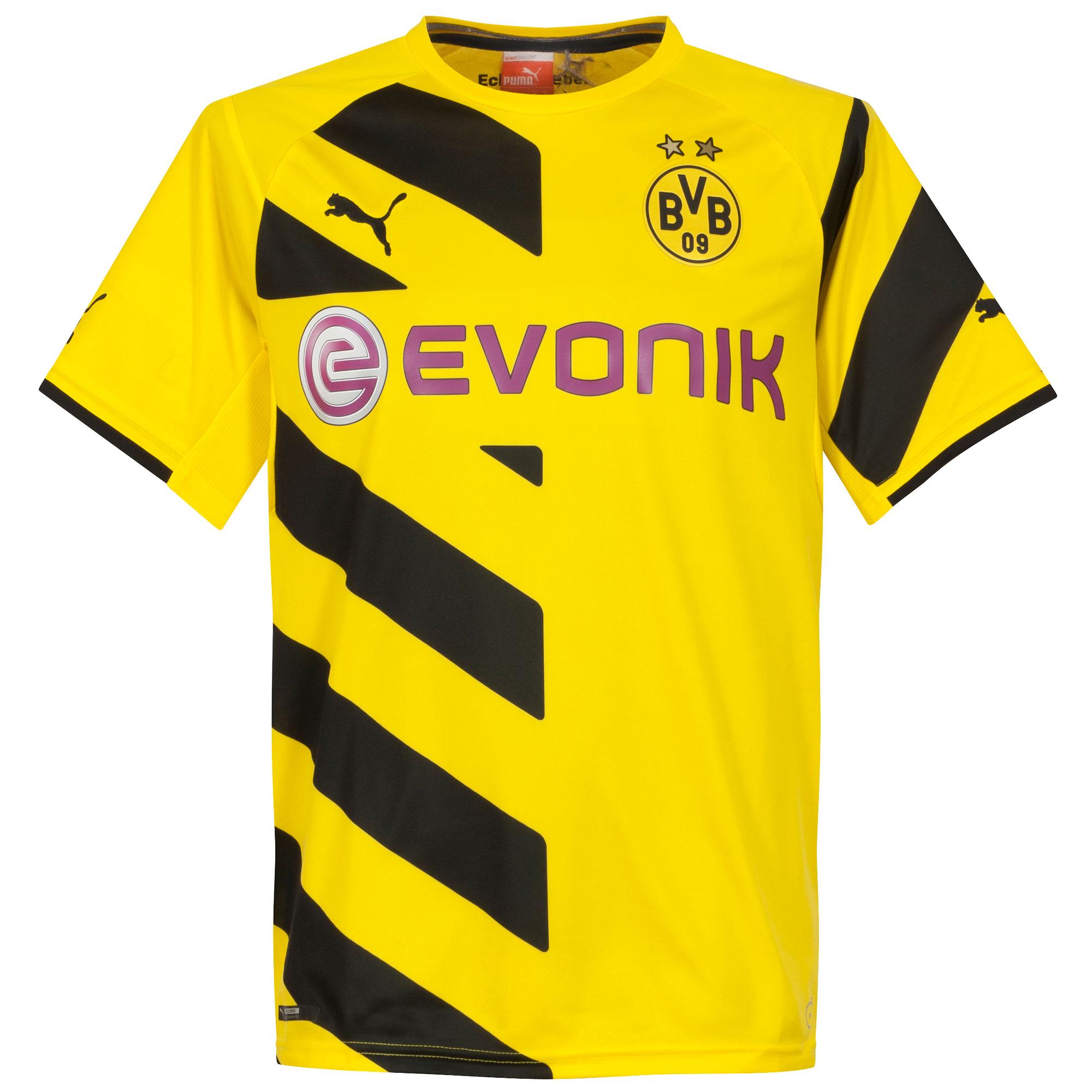 Borussia Dortmund Home Jersey 2014 / 2015 - M