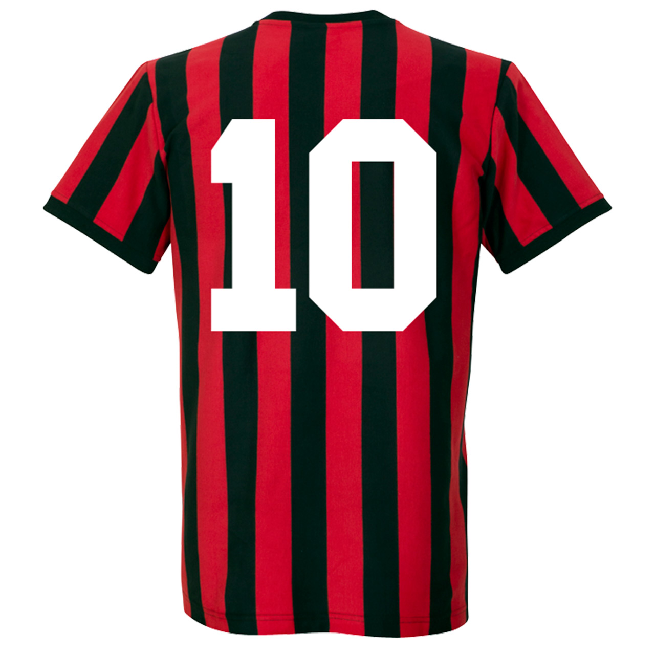 1960's AC Milan Home Retro Jersey + No. 10 - XXL