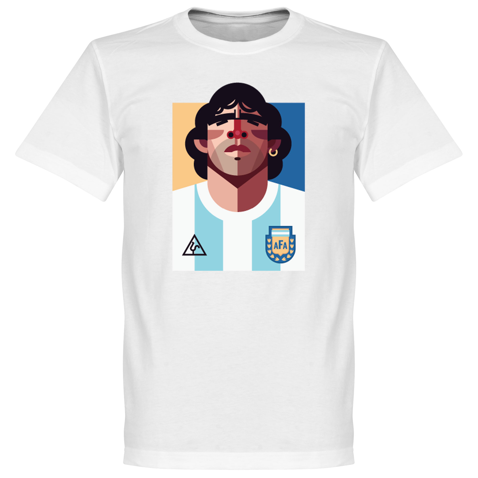 Playmaker Maradona Tee - L