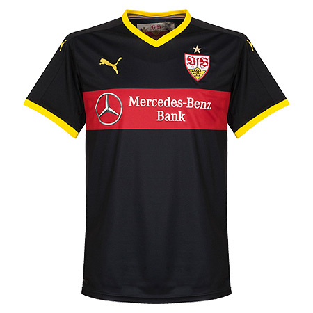 VFB Stuttgart 3rd Player Jersey 2015 / 2016 - XL
