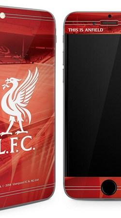 Liverpool iPhone 6 Skin - OS