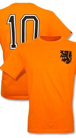 COPA Holland Captain Tee + No.10 - Orange - M
