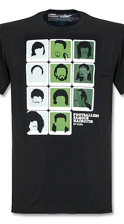 Copa Famous Haircuts Tee - Black - M