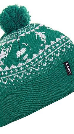 Copa Beanie - Green - OS