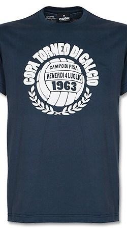 COPA Torneo Di Calcio Tee - Navy - S