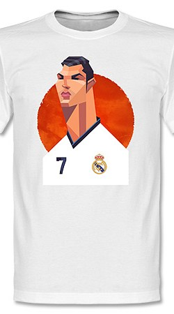 Playmaker Ronaldo Away Tee - L