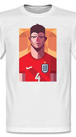 Playmaker Away Gerrard Tee - S