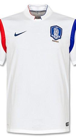 South Korea Away Jersey 2014 / 2015 - XXL