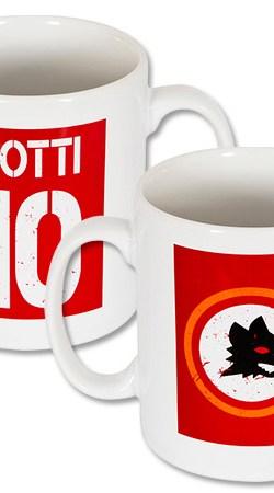 Roma Totti Mug - OS