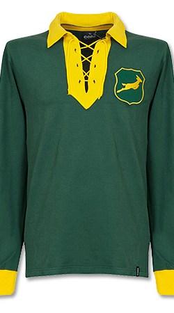 1947 South Africa Home L/S Retro Shirt - XL