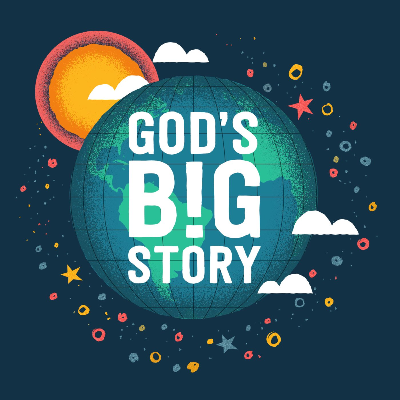 God's Big Story – Podcast – Podtail
