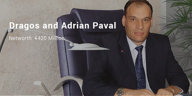 dragos and adrian paval