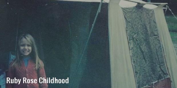 Ruby Rose Childhood