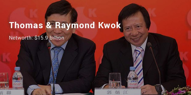 Thomas Raymond Kwok