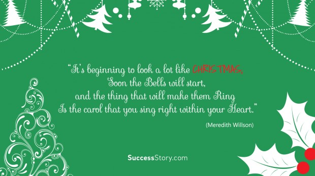 Famous Christmas Quotes Sayings Messages