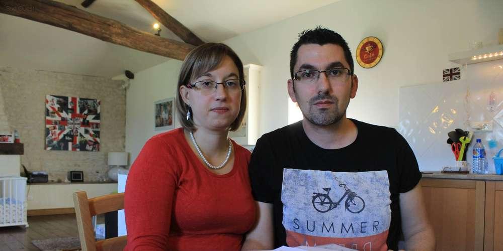 Charente: une marche pour retrouver la garde de leur bébé