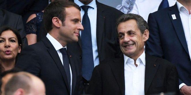 Is Nicolas Sarkozy more appreciative of Brigitte Macron than her husband?