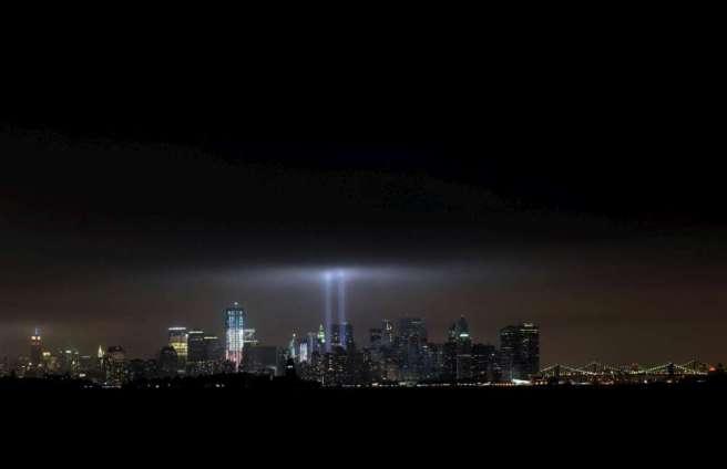 11-Septembre 2001 : les 30 photos les plus marquantes des attentats à New York