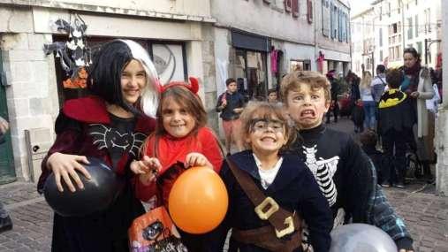 Le village d'Halloween sera installé rue Sainte-Catherine à Saint-Esprit, à Bayonne.