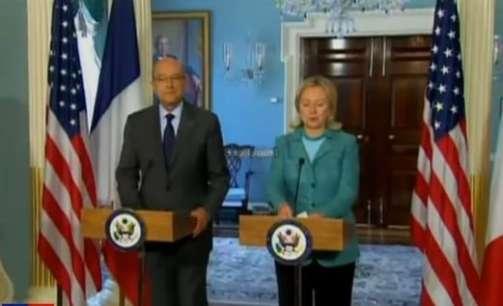 Pour Hillary Clinton, Alain Juppé est