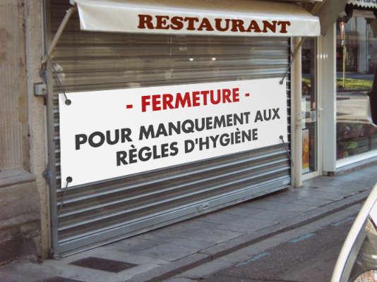 Restaurants : risque de fermeture pour hygiène [Publi-info]