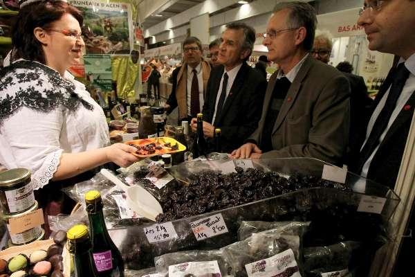 Salon de l'agriculture : rencontre avec une Lot-et-Garonnaise productrice de pruneaux