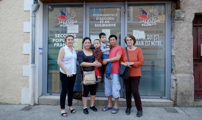 Dordogne : le père de famille mongol de retour chez lui