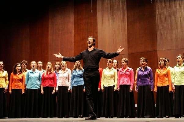 Le Chœur voyageur : dix ans et deux concerts