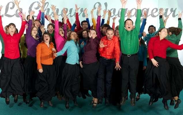 Un voyage en chœur
