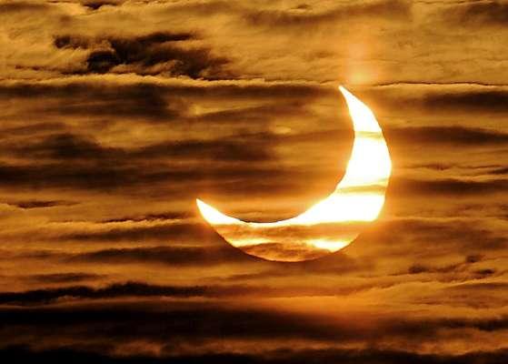 Eclipse solaire du vendredi 20 mars : où et comment la voir ?