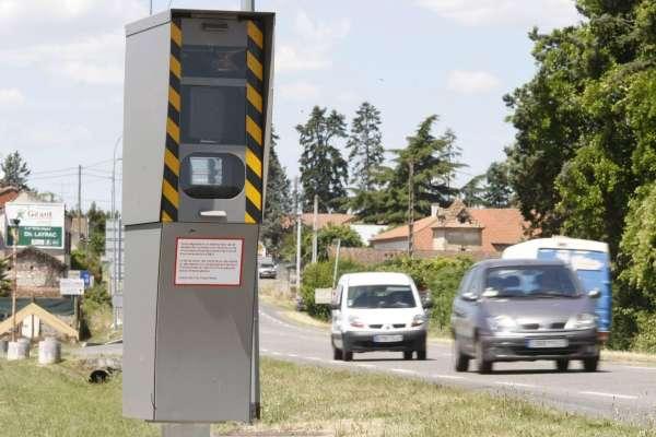 Radars à double sens : où vont-ils flasher dès lundi dans le Sud-Ouest ?