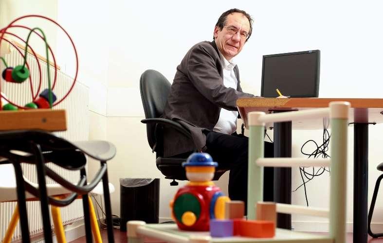 Le professeur Manuel Bouvard, patron du pôle psychiatrie de l'enfant et de l'adolescent à Charles-Perrens.