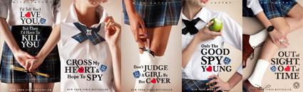 gallagher girls series