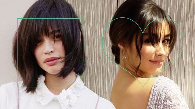 The Best Bangs For Your Face Shape Cosmoph