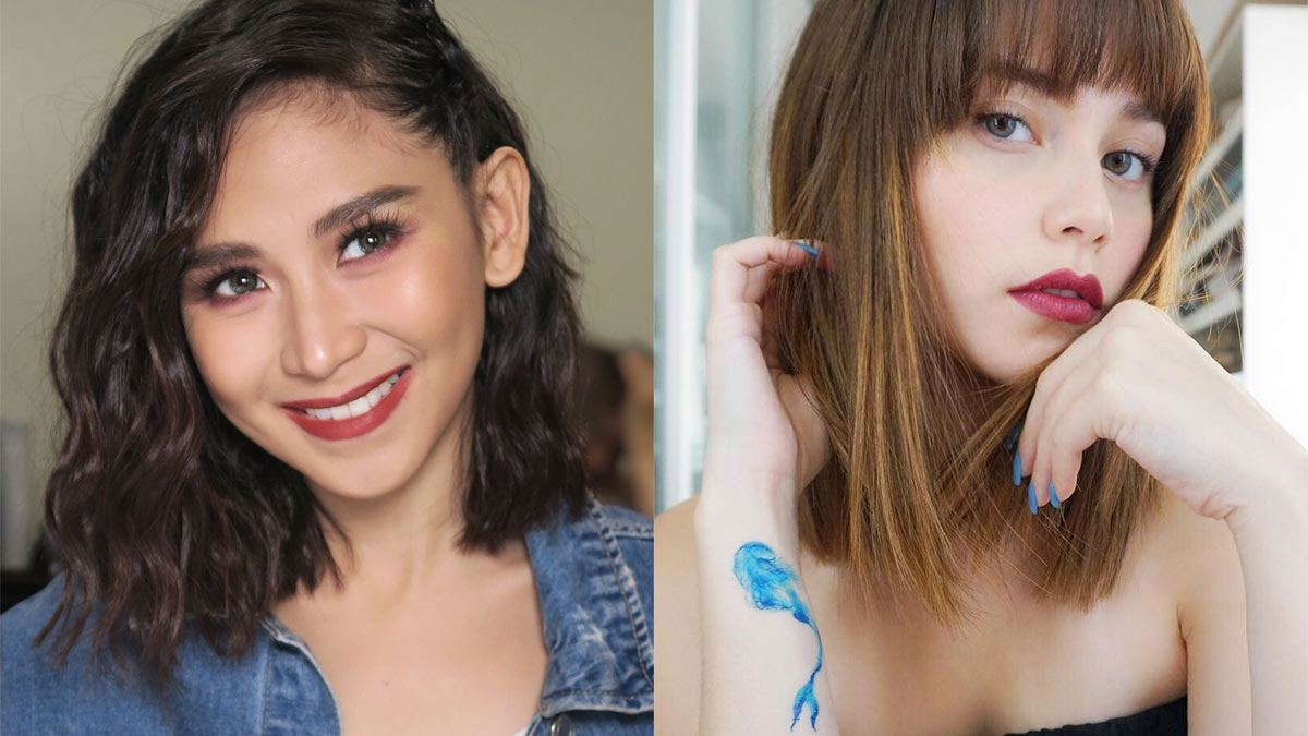 Short Hairstyles Ideas On Celebrities Cosmoph