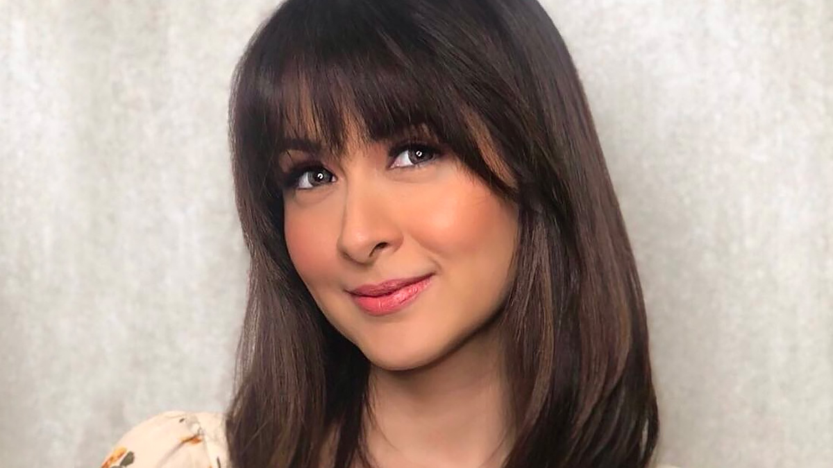 Marian Rivera Bangs Hairstyles Cosmoph