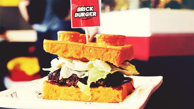 Bricks Burger Pasig - The Best Burger 2017
